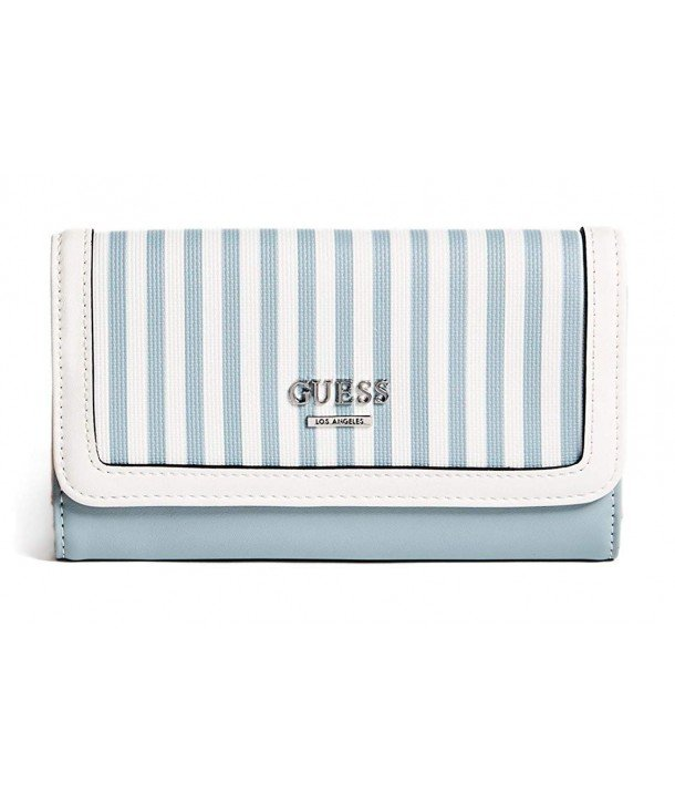 Calvin Klein dámská peněženka Trifold Mega Jacquard 64614