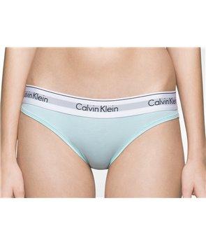 Calvin Klein kalhotky Bikini 612 černé