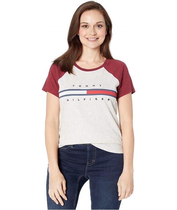 Tommy Hilfiger dámské tričko Relaxed Fit 175425