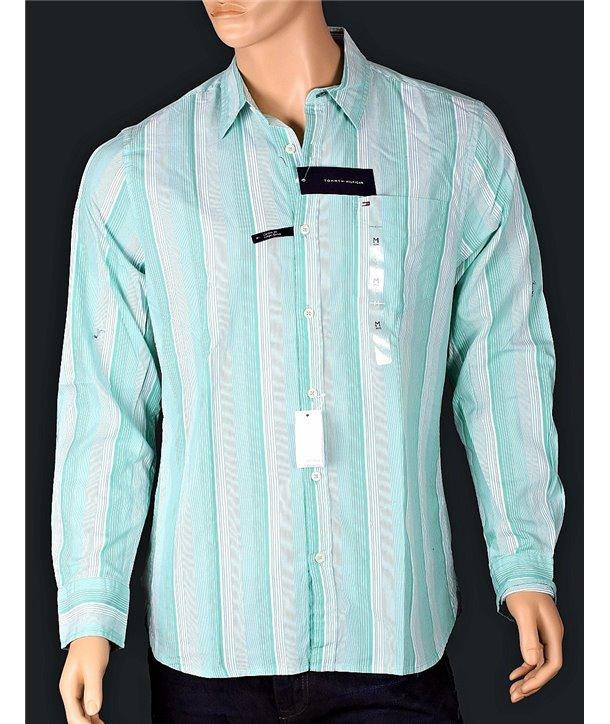 TOMMY HILFIGER original pánské tričko C8878.036