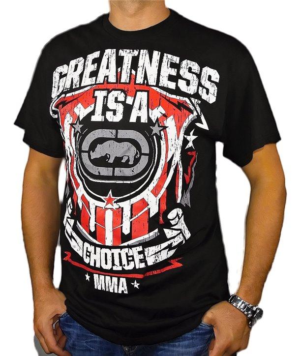 Ecko Unltd. MMA tričko GREATNESS TEE černé