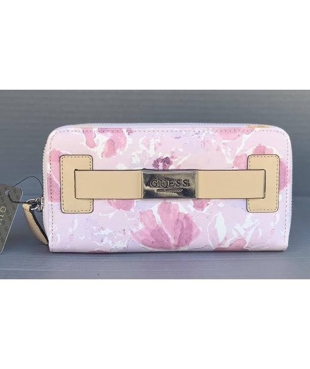 Guess dámská peněženka Lenora stripe