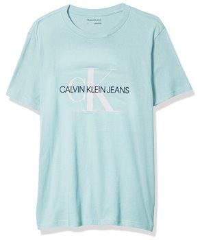 Calvin Klein pánské tričko iconic logo 7103 bílé