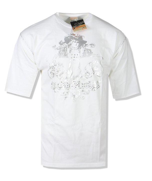 Ecko Unltd pánské tričko černé Flying Rhino